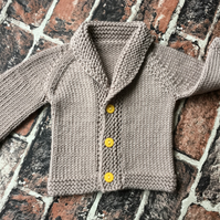 Baby Cardigan 0-3 months