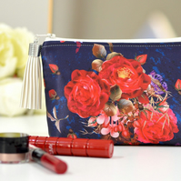 Hidden message mom gift from daughter makeup bag - Zipper pouch personalized mak