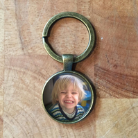 Personalised Keyring, personalized keyring, personalised gift, Mothers Day Gift,