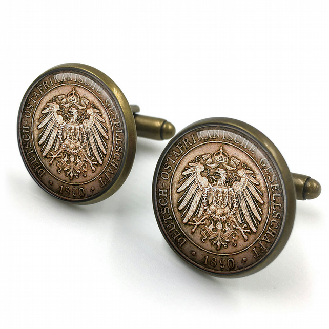 Vintage Coin Cufflinks, Coin Cuff Links, Coin cufflinks, cuff links,coins jewelr