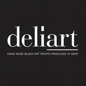 Deliart - Beautiful Inspirational Block Art Prints