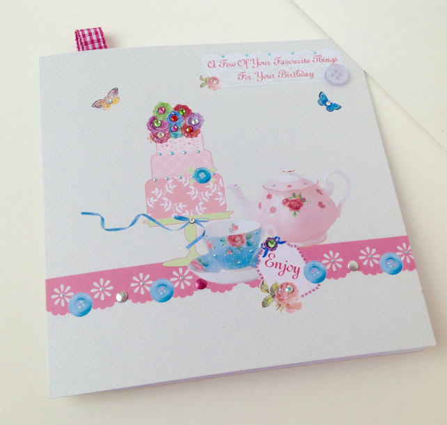 Birthday Card,Greeting Card,Can Be Personalised