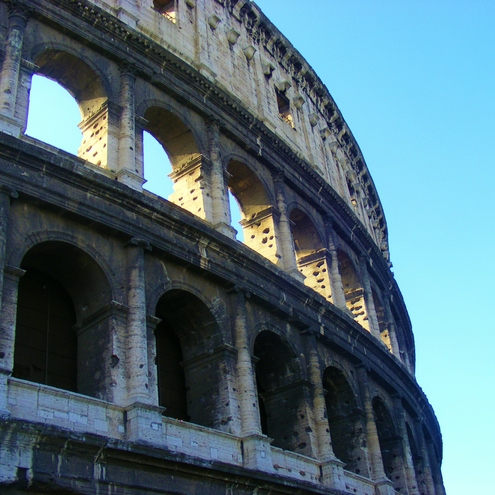 Photo ACEO - Colosseum