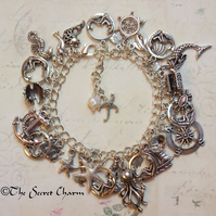 Mermaid Charm Bracelet