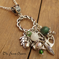 Daughter Of The Forest Goddess Necklace