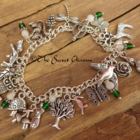 Daughter Of The Forest Charm Bracelet
