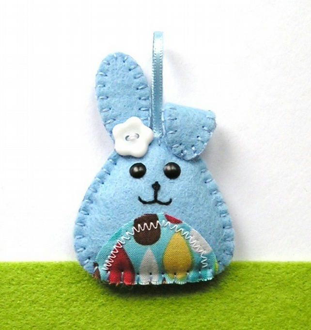 Easter Bunny Rabbit decoration