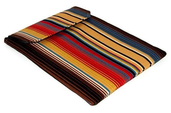 Ipad Cover Provence Stripe