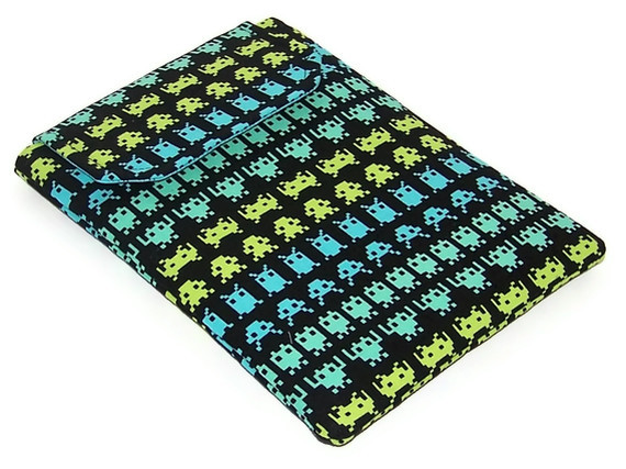 "Galaxy Tab3 7"" Cover SPACE ALIENS"