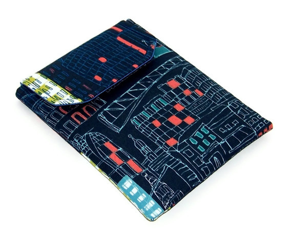 Kindle Paperwhite case CITY SCENE