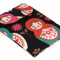 Ipad Mini case RUSSIAN NESTING DOLLS DARK