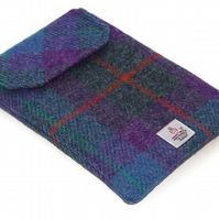 Harris Tweed Ipad Mini Sleeve Purple Heather