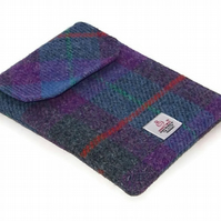 Harris Tweed Kindle Paperwhite Cover Purple Heather