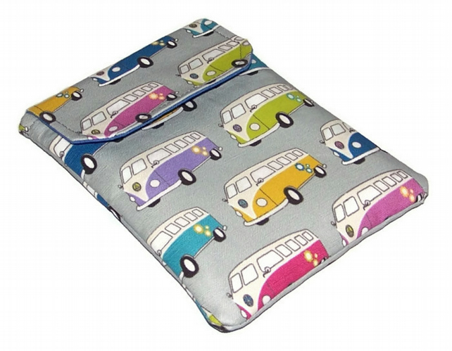 Kindle Paperwhite Sleeve Campervans Hippy