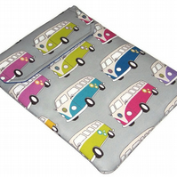 Hippy Campervan Ipad Sleeve