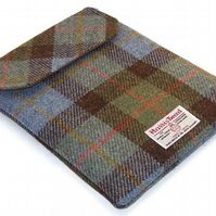 MacLeod Ipad Sleeve Harris Tweed