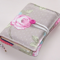 English Rose Pink Book Cover