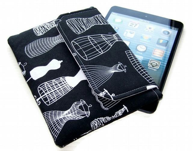 Ipad Mini Clutch case Dress Forms