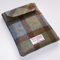 Ipad Air Cover Harris Tweed MacLeod Tartan