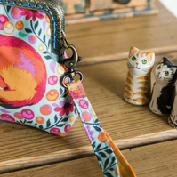 Wristlet strap for coin purses and bags - can be added to most of my coin purses