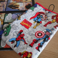 Kindle Case / Cover - Superheroes!