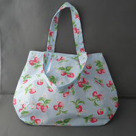 Pretty Girl's Bag with Mini Strawberry  Design