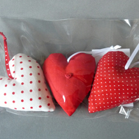 Spice Scented Hearts