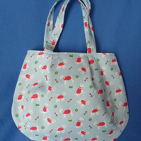 Child's Tote bag with Stanley the dog