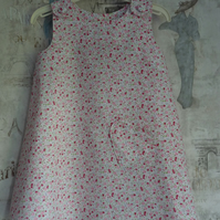 Ditsy Print Dress Age 1