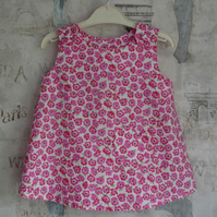 Pink Poppy Top Age 2