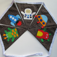Space bunting