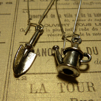 Gardener's Earrings