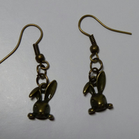 PIF Tiny Rabbit Earrings