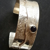 Clwydian Hills Bangle by MidasTouch Jewels in Wales