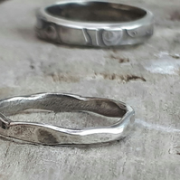 Wedding Rings Jewellery Making Workshop (2 people) Great for DIY weddings
