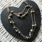 Silver and Shades of Grey Beaded Necklace at MidasTouch Jewels by Patsy in Wales