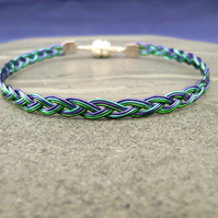 Wire Braid Bracelet