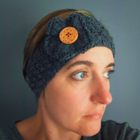 The Daisy headband - DIGITAL PATTERN ONLY