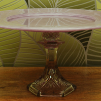 Cake Stand - hand made & free postage