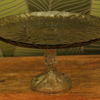 Cake Stand - hand made and free postage