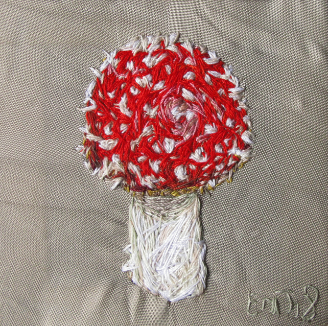 Toadstool Artwork
