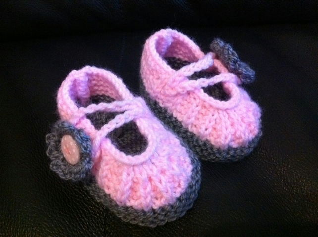 Daisy shoes 6-12 months