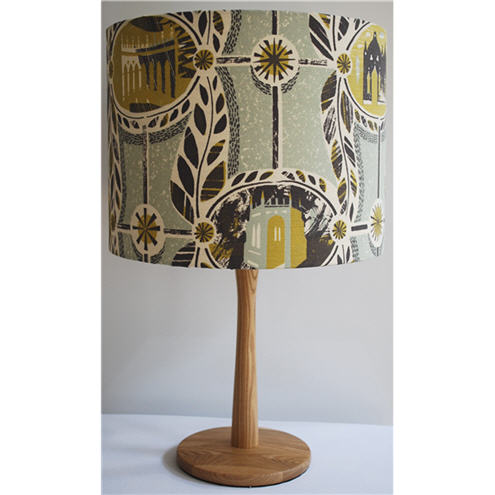 25cm Painswick Drum Lampshade