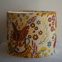 Nature Table Drum Lampshade