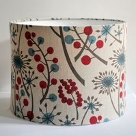 Hedgerow Drum Lampshade