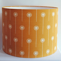 NEW Dandelion Two Drum Lampshade