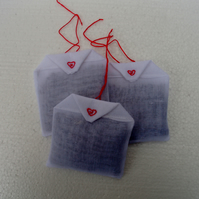 Scented sachets,lavender bags,sleep aid,drawer sachets