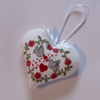 valentines day gift,heart door hanger,Valentines decor