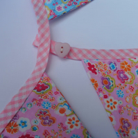 Bunting,fabric bunting,floral bunting,bunting,vintage,party,wedding decoration