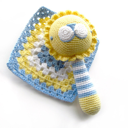 Crochet Patterns Free Baby Pants : BABY RATTLE PATTERNS Free Baby Patterns